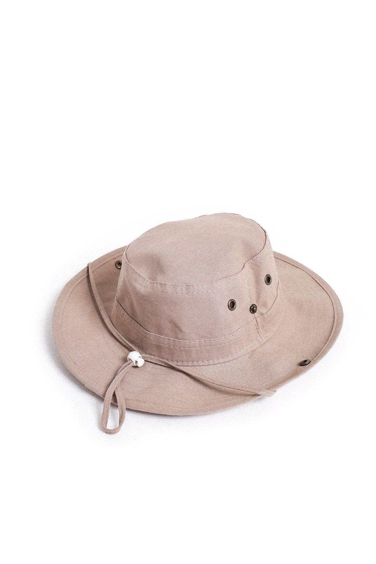Kahve Bucket Şapka