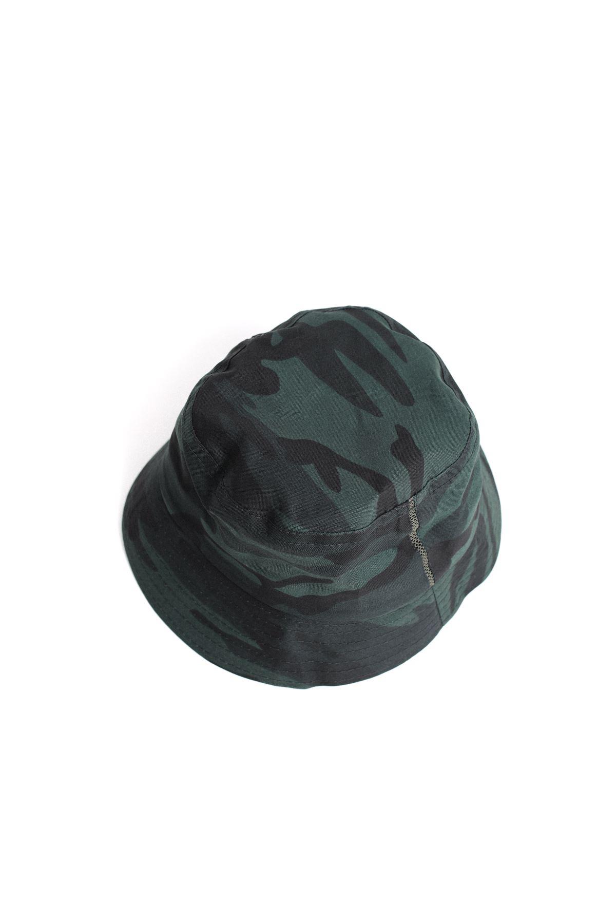 Kamuflaj Safari Şapka