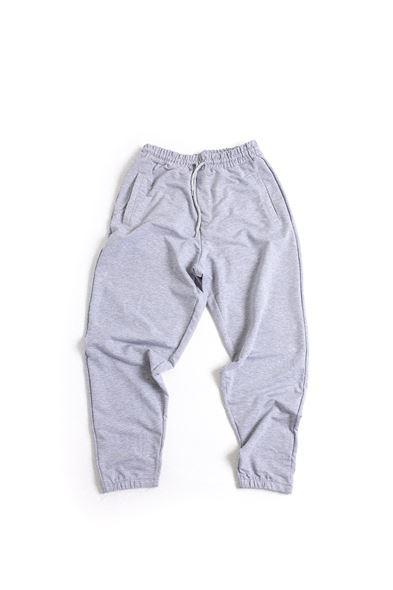 Gri Pamuklu Jogger Pantolon